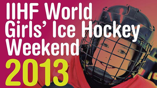 Jentehockeydagen 13. oktober i Stavanger Ishall