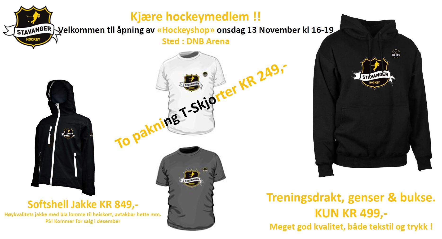 åpning hockeyshop 13 november 2013