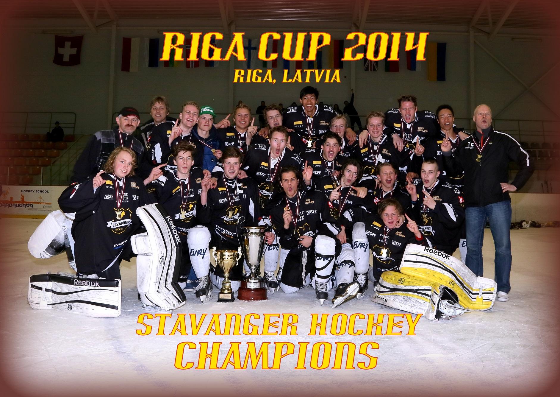 Lagbilde Riga Cup
