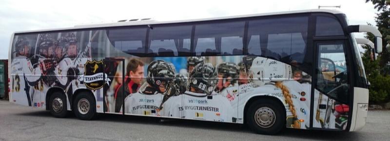 Hockeybussen cut