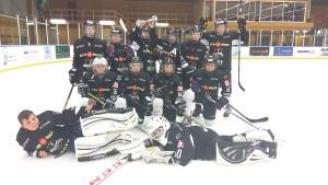 Lagbilde av U11 Svart, Nordic Youth Trophy 2016