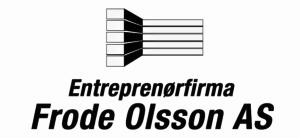 Frode Olsson - logo