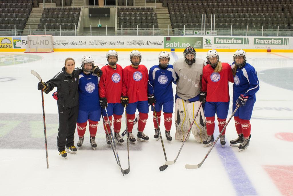 Stavanger Hockey godt representert på landslaget | Foto:  Jarle Aasland