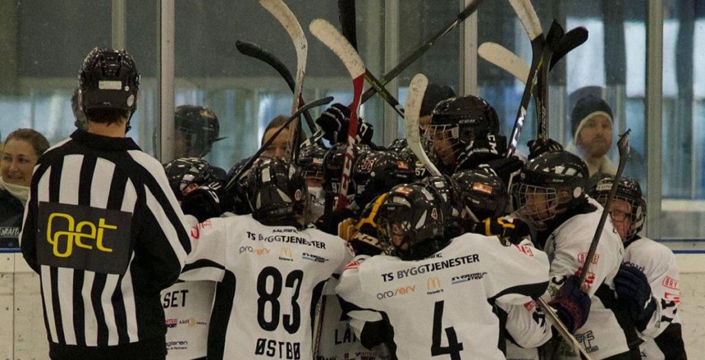 Fra sluttspiller i SOC'17 mellom U13 gutter og U13 jenter. | Foto: Oilerscup.no